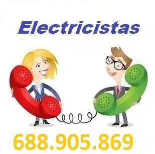 Electricistas Tres Cantos Calle Comercio